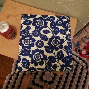 Fabric binder